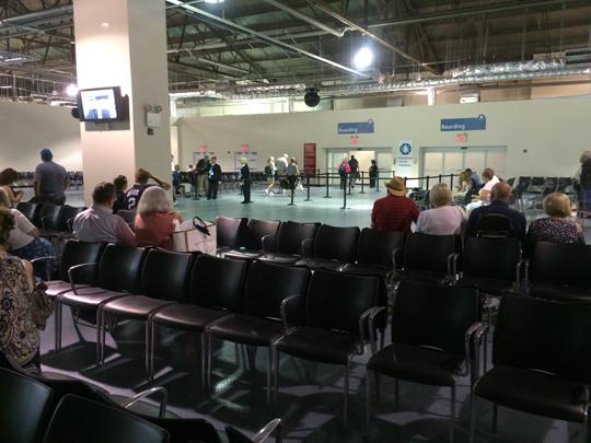 inside the brooklyn terminal